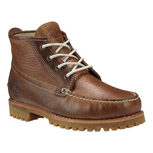 Mens Timberland Authentics Chukka Casual Shoe - Medium Brown 12