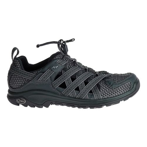 Mens Chaco Outcross EVO 1 Hiking Shoe - Black 8.5