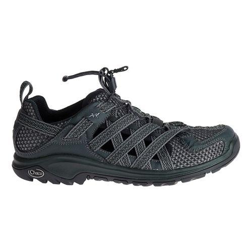 Mens Chaco Outcross EVO 1 Hiking Shoe - Black 9