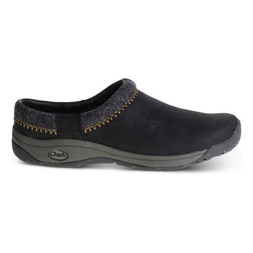 Mens Chaco Zealander Casual Shoe - Black 10