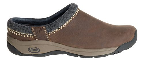 Mens Chaco Zealander Casual Shoe - Dark Earth 9