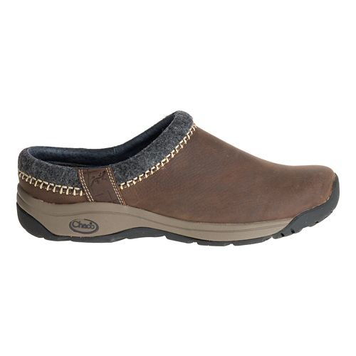 Mens Chaco Zealander Casual Shoe - Dark Earth 7