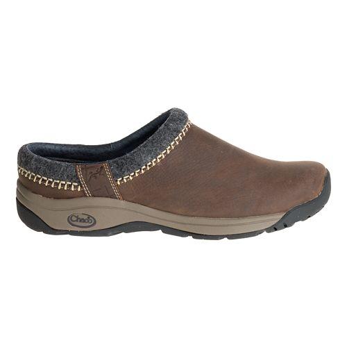 Mens Chaco Zealander Casual Shoe - Dark Earth 9.5