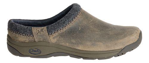 Mens Chaco Zealander Casual Shoe - Dark Sand 10.5