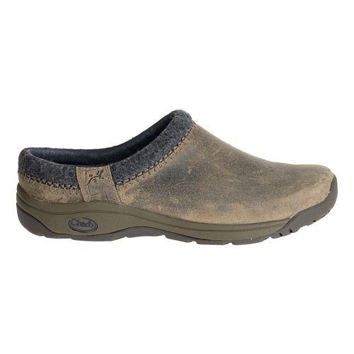 Mens Chaco Zealander Casual Shoe - Dark Sand 9