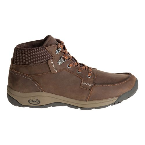 Mens Chaco Jaeger Casual Shoe - Dark Earth 8