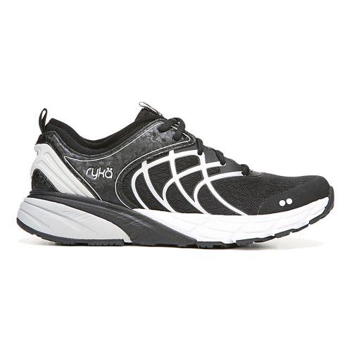 Womens Ryka Nalu Running Shoe - Black/White 9