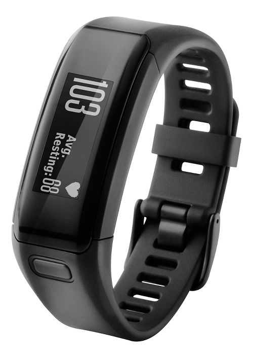 Garmin vivosmart HR Activity Tracker Monitors - Black XL