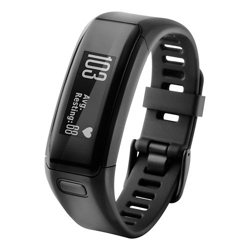 Garmin vivosmart HR Activity Tracker Monitors - Black REG
