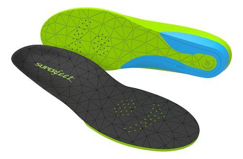 Superfeet FLEXmax Insoles - Black/Green D