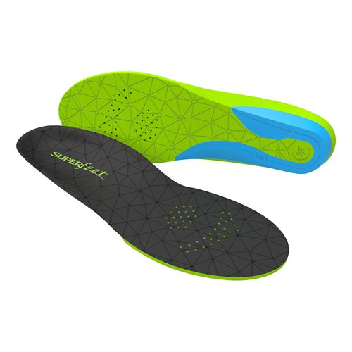 Superfeet FLEXmax Insoles - Black/Green F