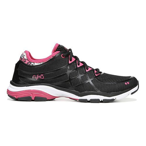 Womens Ryka Vida RZX 2 Cross Training Shoe - Black/Grey 7.5