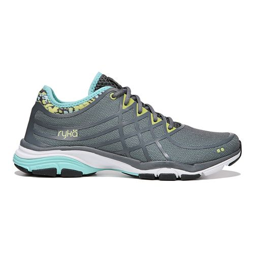 Womens Ryka Vida RZX 2 Cross Training Shoe - Grey/Blue 8.5