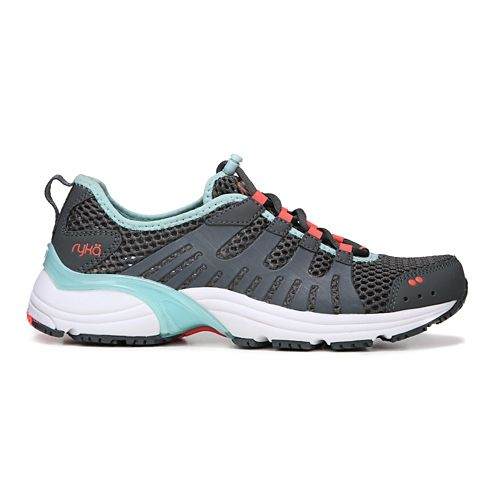 Womens Ryka Hydrosport 2 Cross Training Shoe - Grey/Blue 7