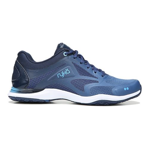 Womens Ryka Grafik 2 Cross Training Shoe - Navy/Blue 6.5