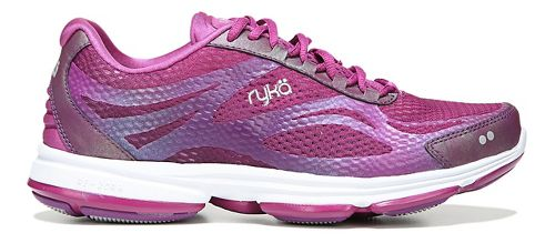 Womens Ryka Devotion Plus 2 Walking Shoe - Purple/Pink 9