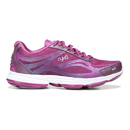 Womens Ryka Devotion Plus 2 Walking Shoe - Purple/Pink 6