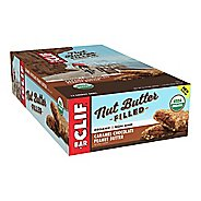 Clif Organic Nut Butter Filled Bar 12 Pack