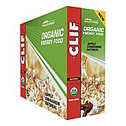 Clif Organic Oatmeal Energy Food 6 count Gels