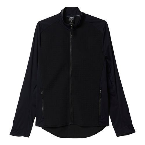 Mens adidas Ultra Energy Running Jackets - Black L