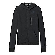 Mens adidas Ultra Knit Fleece Running Jackets