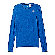 Mens adidas Ultra Wool Primeknit Long Sleeve Technical Tops
