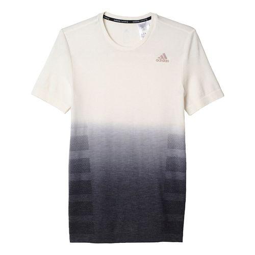 Men's adidas�Ultra Wool Primeknit Short Sleeve DipDye