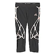 Womens adidas Adizero Sprintweb Three-Quarter Tights & Leggings Pants