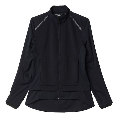 Womens adidas Ultra Energy Running Jackets - Black L