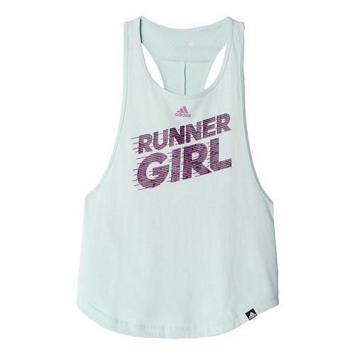 Women's adidas�Graphic Tank - Runner Girl