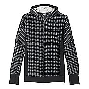 Womens adidas Ultra Energy Houndstooth Running Jackets
