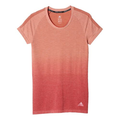 Women's adidas�Ultra Wool Primeknit Short Sleeve - DipDye