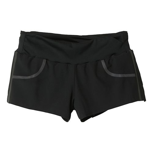 Womens adidas Ultra Energy Unlined Shorts - Black M