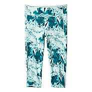 Womens adidas Supernova Three-Quarter - Print Tights & Leggings Pants