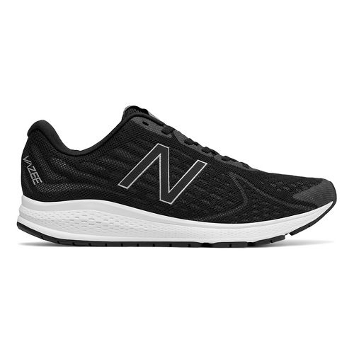 Mens New Balance Vazee Rush v2 Running Shoe - Black/White 10