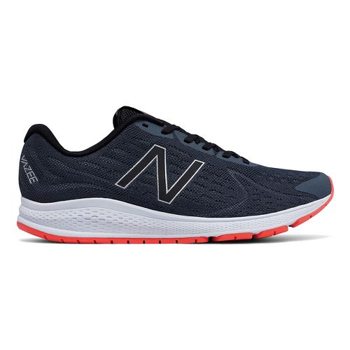 Mens New Balance Vazee Rush v2 Running Shoe - Grey/Orange 9