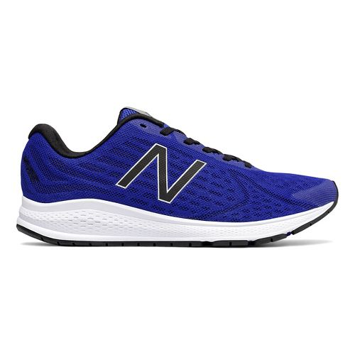 Mens New Balance Vazee Rush v2 Running Shoe - Blue/Black 9.5