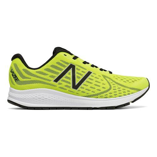 Mens New Balance Vazee Rush v2 Running Shoe - Yellow/Black 11