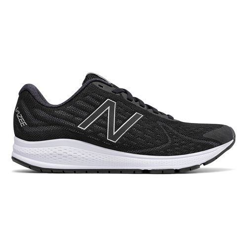 Womens New Balance Vazee Rush v2 Running Shoe - Black/Grey 11