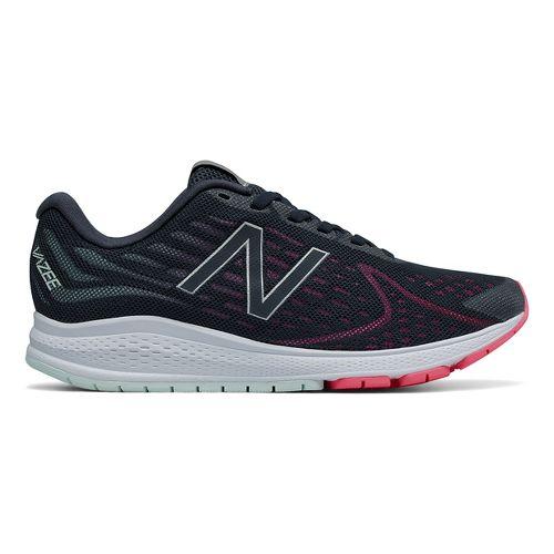 Womens New Balance Vazee Rush v2 Running Shoe - Black/Pink 10