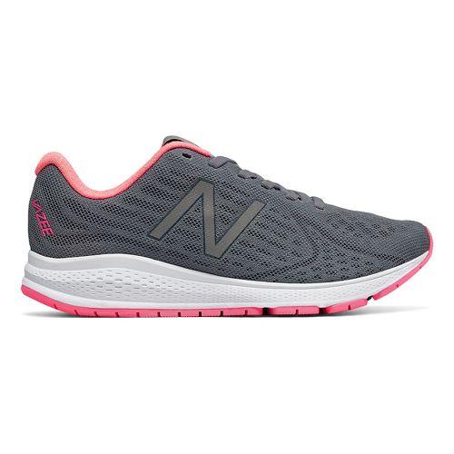 Womens New Balance Vazee Rush v2 Running Shoe - Silver/Pink 10