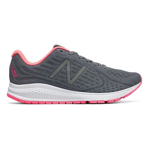 Womens New Balance Vazee Rush v2 Running Shoe - Silver/Pink 7.5