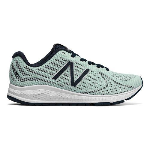 Womens New Balance Vazee Rush v2 Running Shoe - Mint/Grey 6
