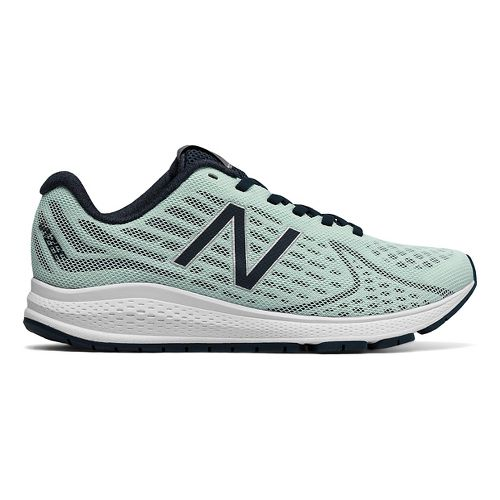 Womens New Balance Vazee Rush v2 Running Shoe - Mint/Grey 9