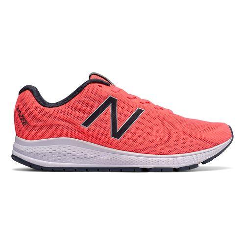 Womens New Balance Vazee Rush v2 Running Shoe - Pink/Grey 12