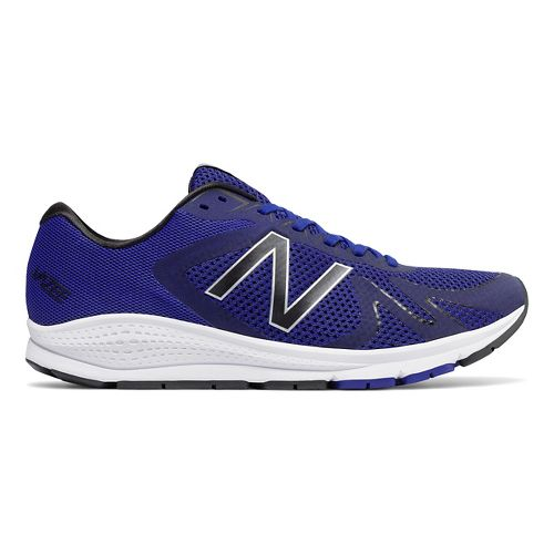 Mens New Balance Vazee Urge Running Shoe - Blue/Black 11.5