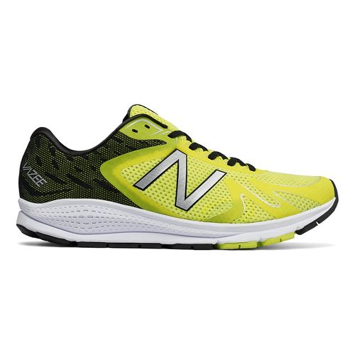 Mens New Balance Vazee Urge Running Shoe - Yellow/Black 8.5