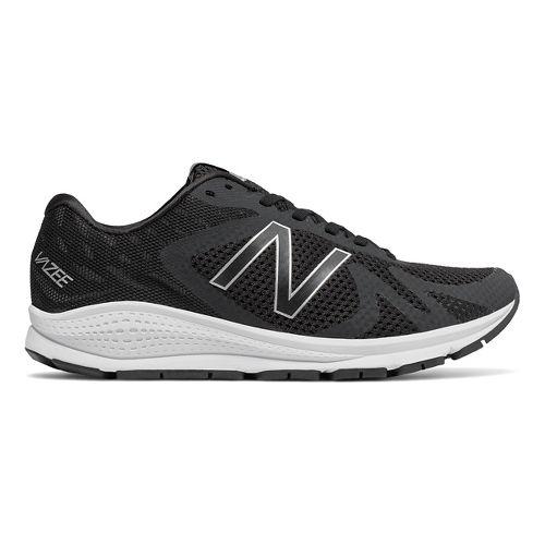 Womens New Balance Vazee Urge Running Shoe - Black/White 7.5