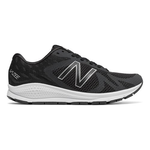 Womens New Balance Vazee Urge Running Shoe - Black/White 9.5