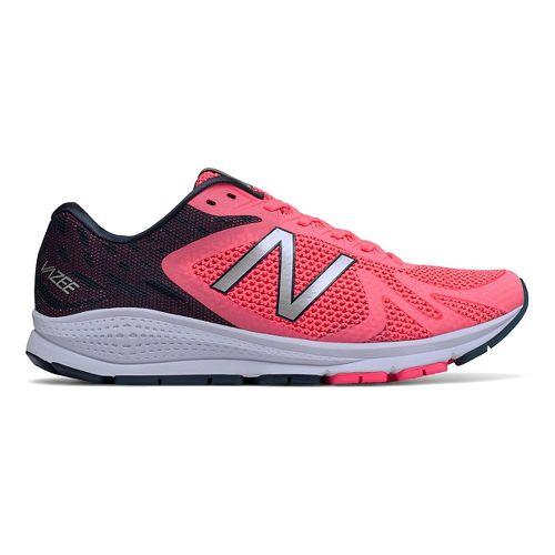 Womens New Balance Vazee Urge Running Shoe - Pink/Black 7.5